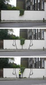 Banksy Bush