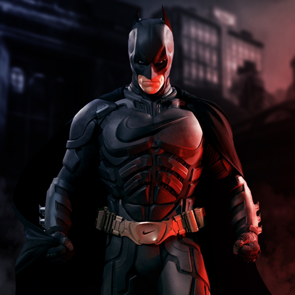 Batman Nike