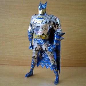 Batman by Macaon