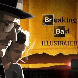 Breaking Bad - Illustrated by Martin Woutisseth