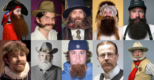 Beard Team USA