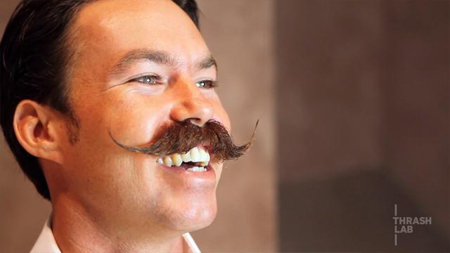 National Beard and Moustache Championships | Thrash Lab