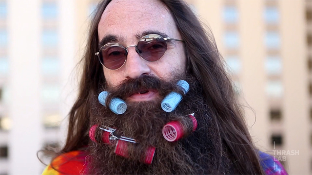 National Beard and Moustache Championships | Thrash Lab