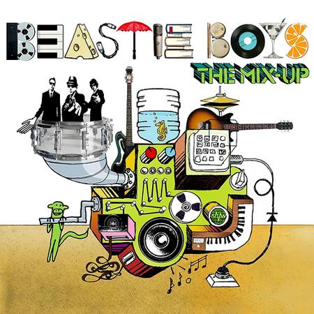 Beastie boy instrumental