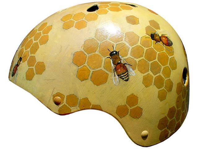 Honeycomb by Belle Helmets