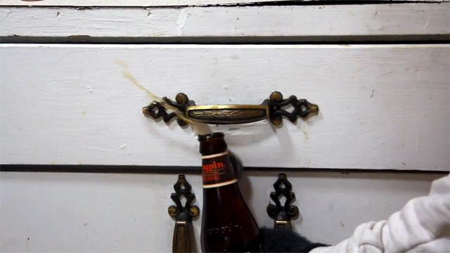 how to open a beer bottle without a proper opener. Black Bedroom Furniture Sets. Home Design Ideas