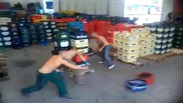 Sorting Cases of Beer Like a Boss