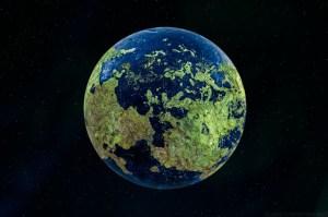 Planet Universe by Adam Kennedy