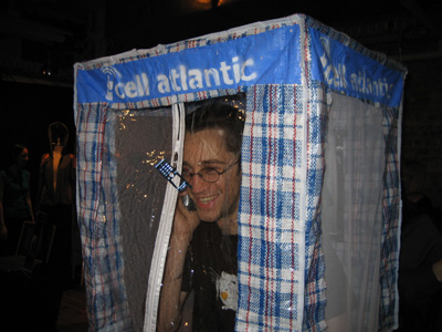 The Cell Atlantic CellBooth