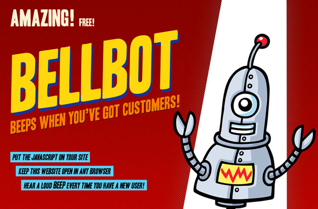 Bellbot by Philip Kaplan