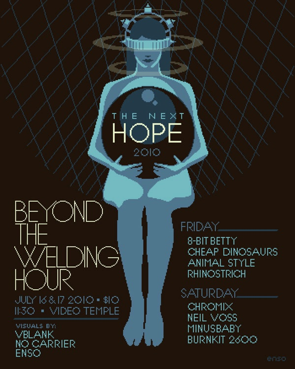 Beyond The Welding Hour