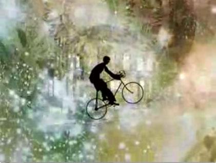 ride bike. ride bike walk breezecall