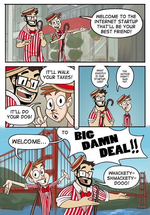 Big Damn Deal