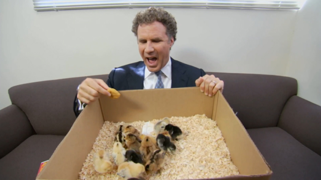 "CONAN.XXX Will Ferrell In ""Big Dick, Little Chicks"""