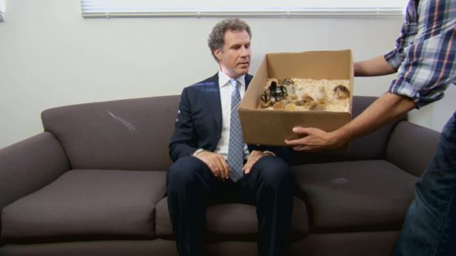 "CONAN.XXX Will Ferrell In ""Big Dick, Little Chicks"""