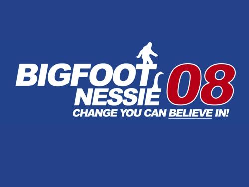 Bigfoot & Nessie 08