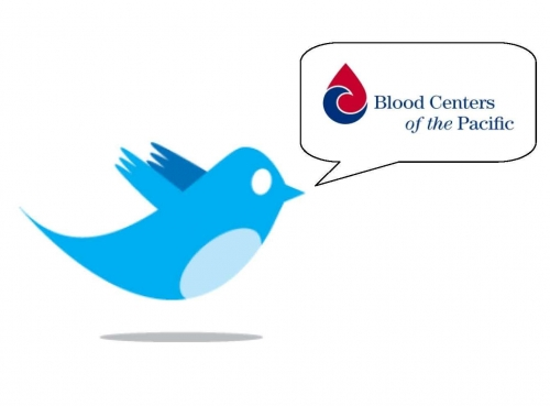 Blood Drive Tweetup
