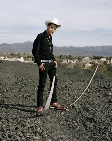Northern Mexico Pointy Boots Crews