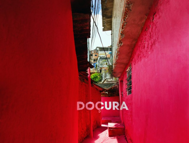 Light in the Alleyways by Boa Mistura