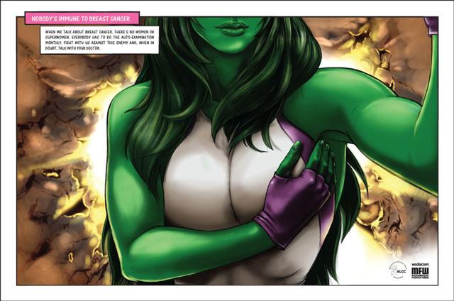 miss hulk seins