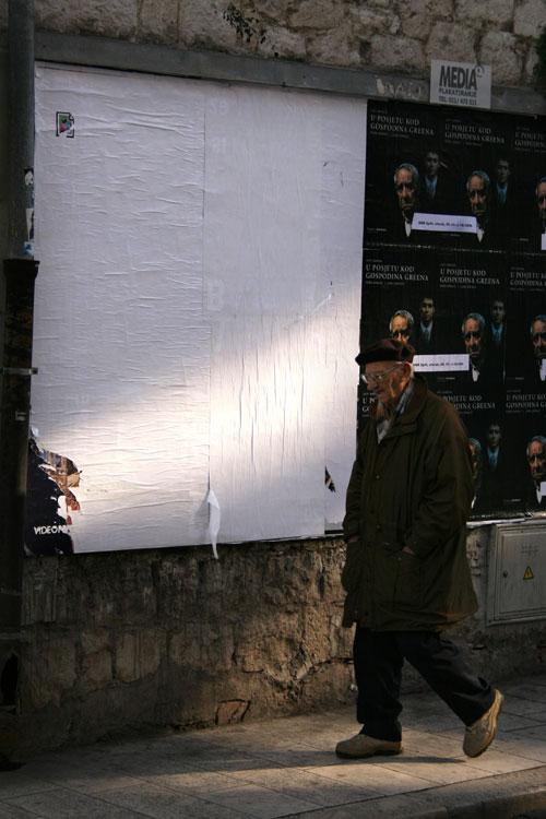 Broken Image Street Art