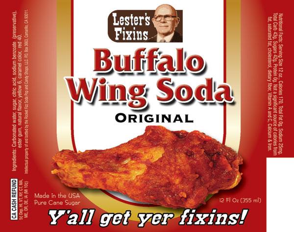 Buffalo Wing Soda