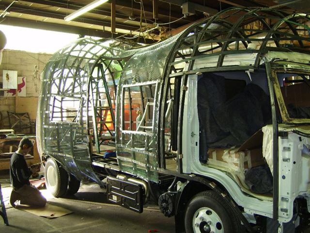 planters nutmobile a peanut shaped vehicle helps mr peanut tour