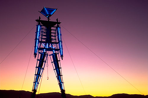 Burning Man 1991