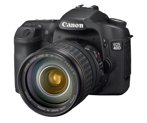 Фотокамера Canon EOS 40D.  Фотокамеры.