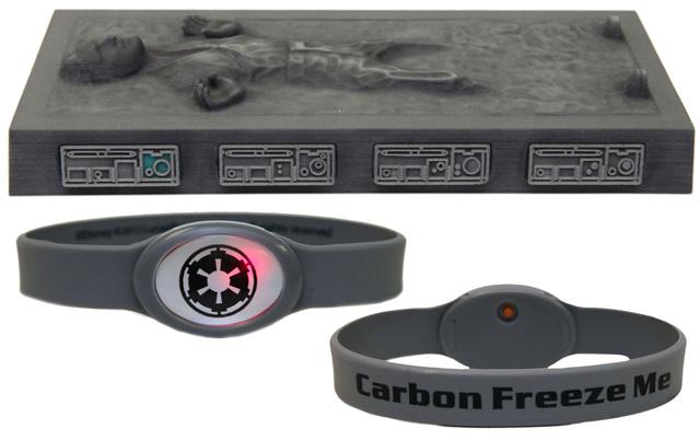 Carbon Freeze Me