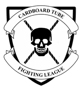 Cardboard Tube Fighting League