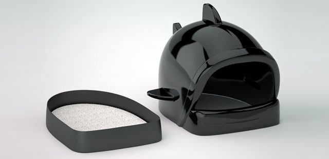 Litterfish Litter Box