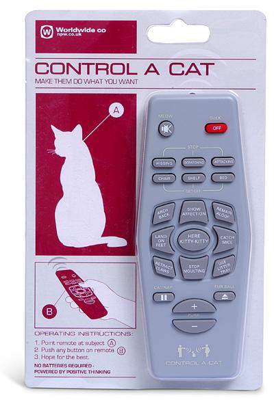 Cat Remote Control