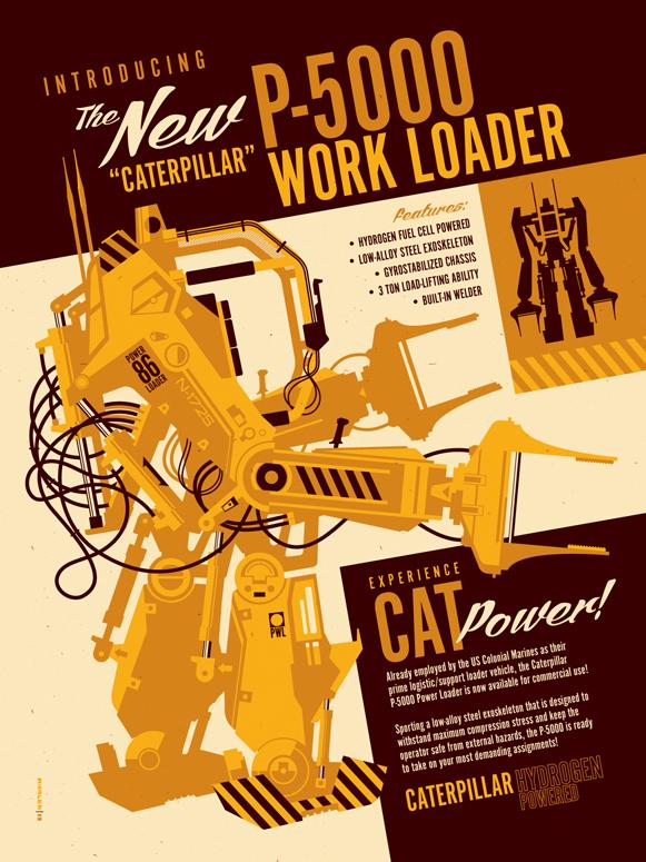 P5000 Work Loader