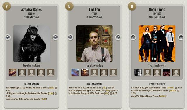 TastemakerX social gaming app