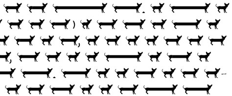 Doggy Font by Langustefonts