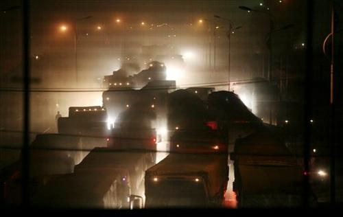 China Traffic Jam