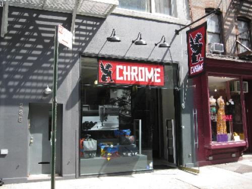 Chrome NYC