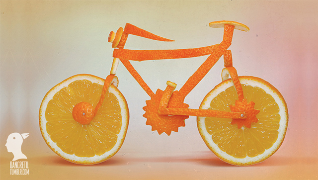 Citrus Bike