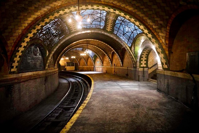 City Hall Subway Station