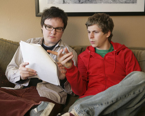 Clark and Michael, An Online Mini Comedy Series