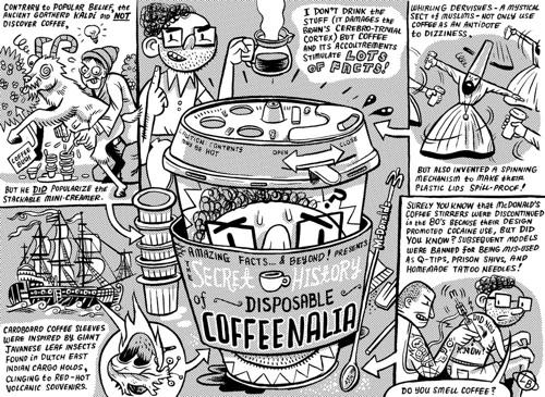 Secret History of Disposable Coffeenalia