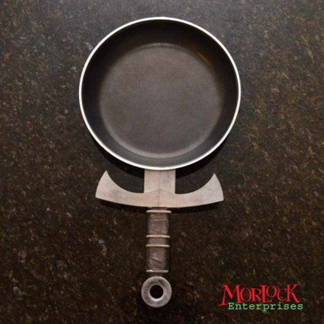 Combat Kitchenware by James Brown / Morlock Enterprises