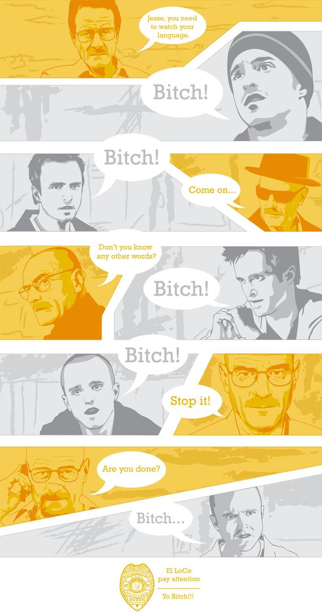 Yo Bitch!!! by El LoCo