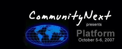 Community Next: Platforms