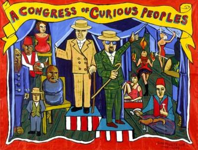 Congress of Curious Peoples