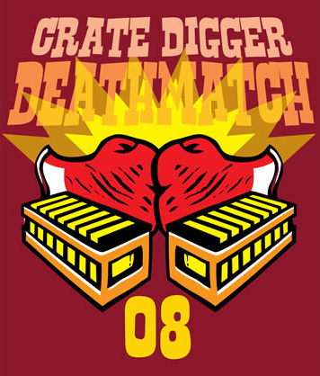 Crate Digger Death-Match, Making An Album In 12 Hours Using $12