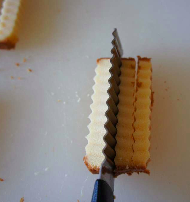 crinkle cut fry machine