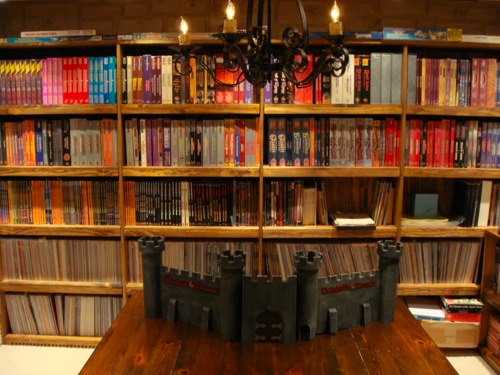 The Ultimate Dungeons Dragons Game Room