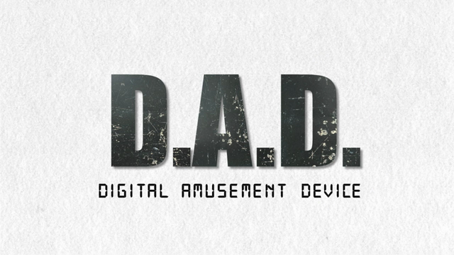 D.A.D. Digital Amusement Device by Mark Osberg